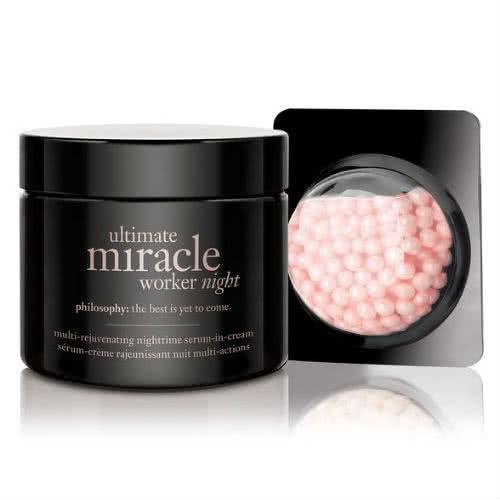 philosophy ultimate miracle worker night multi-rejuvenating serum-in-cream