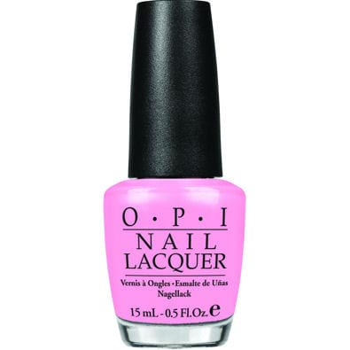 OPI Nail Polish - I Think In Pink
