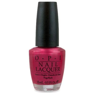 OPI Nail Lacquer - A Rose At Dawn... Broke By Noon (Frosted) by OPI color A Rose At Dawn... Broke By Noon (Frosted)