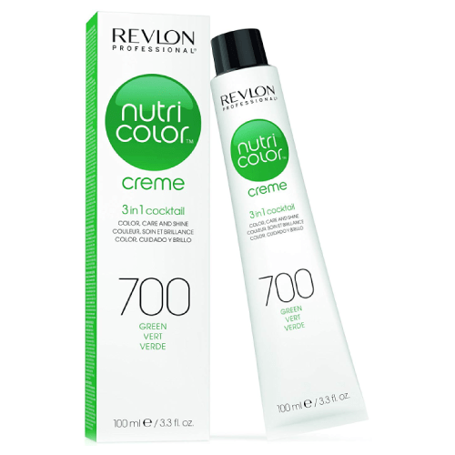 Revlon Professional Nutri Color Crème - 700 Green 100ml by Revlon Professional