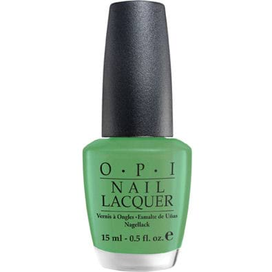 OPI Nail Lacquer - Brights Collection, Gargantuan Green Grape by OPI color Gargantuan Green Grape