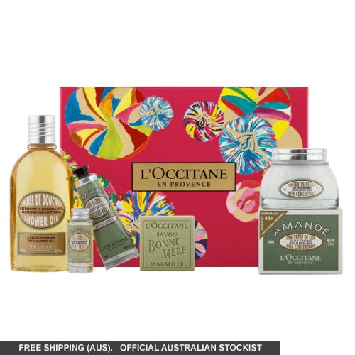 L'Occitane Addictive Almond Collection - 2014 by loccitane