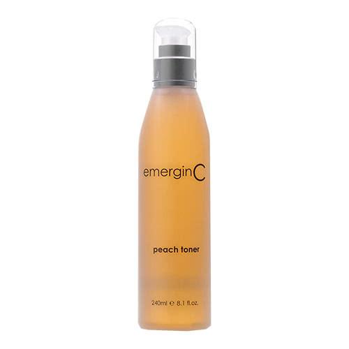 EmerginC Peach Toner by emerginC