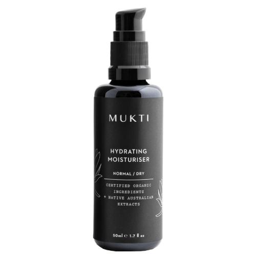 Mukti Organics Hydrating Moisturiser 50ml by Mukti Organics