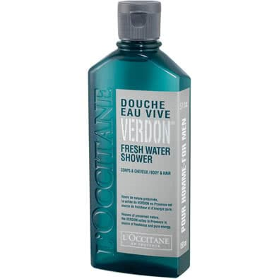 L'Occitane Verdon for Men - Fresh Water Shower Gel 150ml