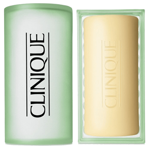 Clinique Facial Soap with Dish - Oily