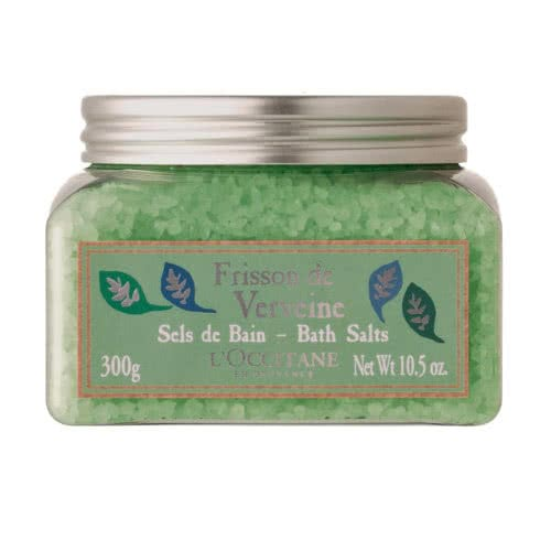 L'Occitane Frisson Verbena Bath Salt by L'Occitane