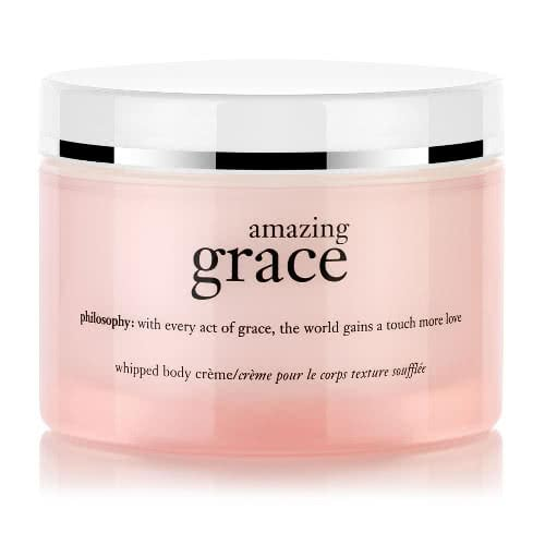 philosophy amazing grace whipped body crème by philosophy