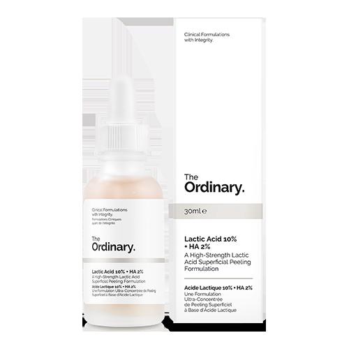 The Ordinary Lactic Acid 10% + HA 2% by The Ordinary