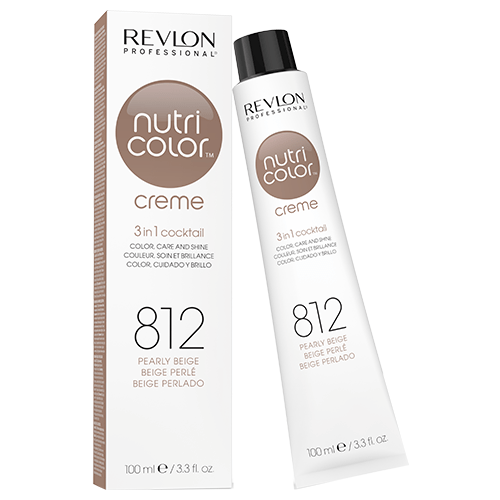 Revlon Professional Nutri Color Crème - 812 Light Pearl 100ml by Revlon Professional