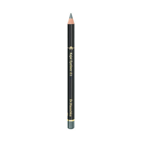 Dr Hauschka Kajal Eyeliner - 03 Grey/Green by Dr Hauschka color 03 Shimmering Grey/Green