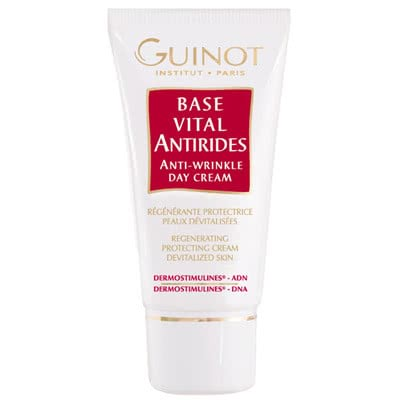 Guinot Anti-Wrinkle Day Cream: Base Vital Antirides