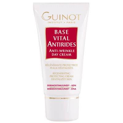 Guinot Anti-Wrinkle Day Cream: Base Vital Antirides