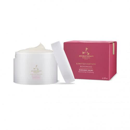 Aromatherapy Associates Rose Body Velvet Limited Edition
