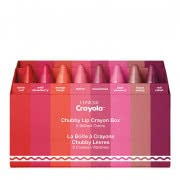Clinique Crayola Chubby Stick Crayon Box in 8 Brilliant Colors by Clinique