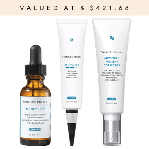Skinceuticals Advanced Skin Brightening Set by SkinCeuticals