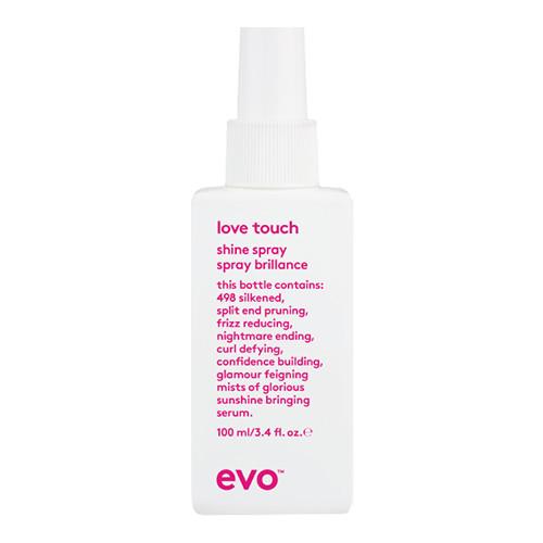 evo love touch shine spray by evo
