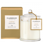 Glasshouse Kyoto Candle - Camellia & Lotus 350g