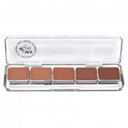 RCMA Makeup 5 Part Series Foundation Palette - KT Series