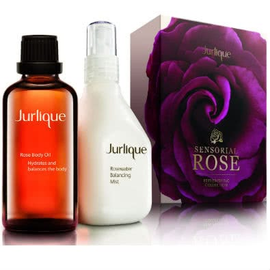 Jurlique Replenishing Collection: Sensorial Rose Gift Set