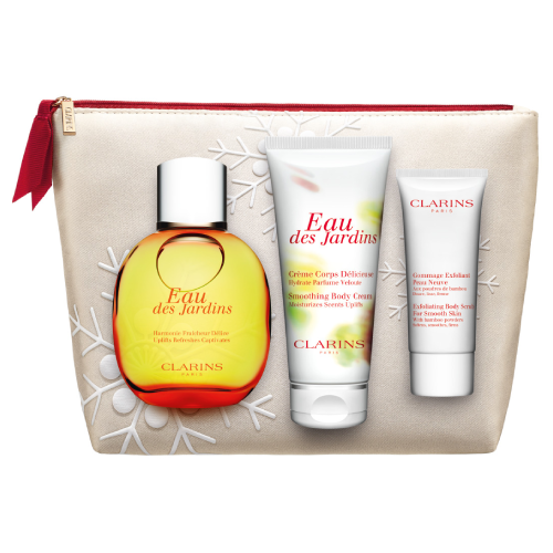 Clarins Eau des Jardins Collection by Clarins
