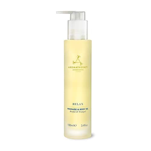 Aromatherapy Associates Relax Massage & Body Oil by Aromatherapy Associates