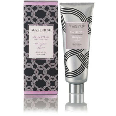 Glasshouse Manhattan Hand Creme - Little Black Dress by Glasshouse Fragrances