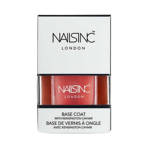 nails inc. Kensington Caviar Base Coat