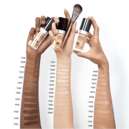 fbba3a76cd MAKE UP FOR EVER Ultra HD Foundation + Free Post