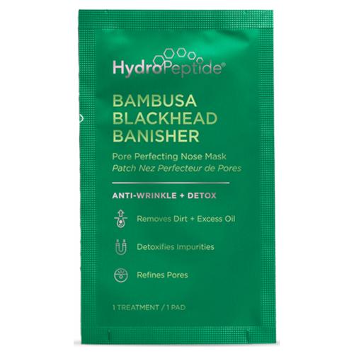 HydroPeptide Bambusa Blackhead Banisher Pore Perfecting Nose Mask