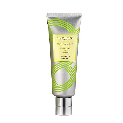 Glasshouse Montego Bay Hand Creme - Coconut Lime  by Glasshouse Fragrances