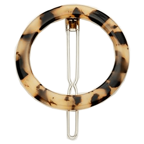 Valet Sarah Clip Single - Tortoiseshell by Valet