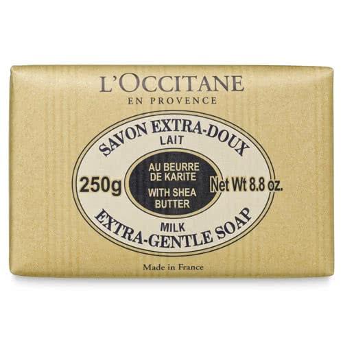 L'Occitane Extra-Gentle Milk Soap with Shea  - 250g by L'Occitane