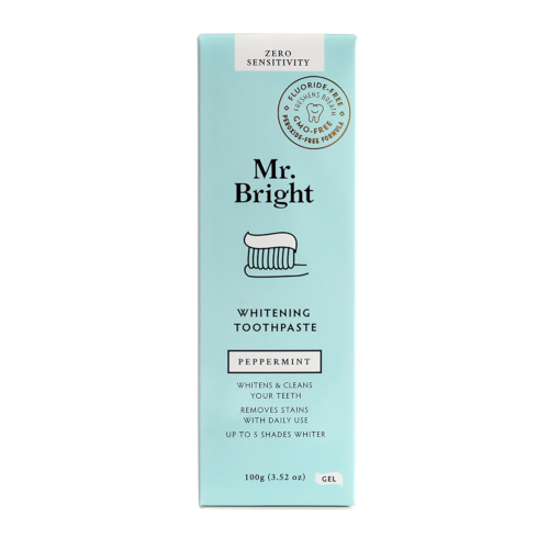 Mr Bright Whitening Toothpaste by undefined