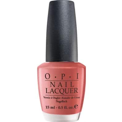 OPI Nail Lacquer - And This Little Piggy (Shimmer)