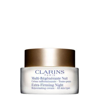 Clarins Extra-Firming Night Rejuvenating Cream for all skin types