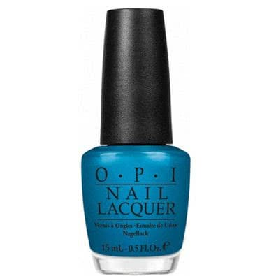OPI Nail Lacquer - Swiss Collection, Yodel Me On My Cell (Shimmer) by OPI color Yodel Me On My Cell (Shimmer)