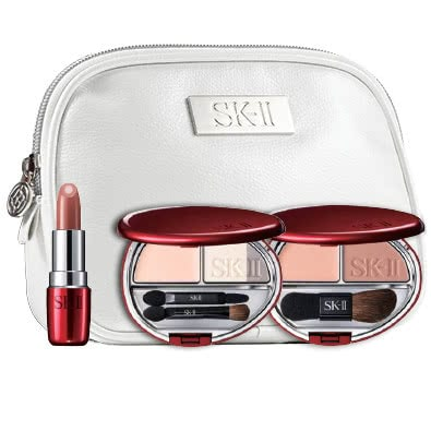 SK-II Gift With Purchase - Colour Clear Beauty Pitera Gift Set - Natural  by SK-II