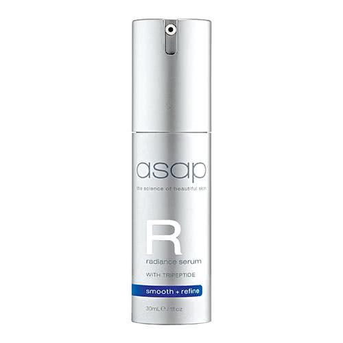 asap radiance serum with aha/bha 30ml