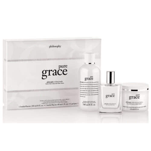philosophy pure grace layering set 2014 by philosophy
