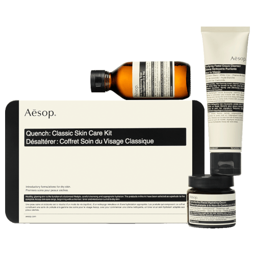 Aesop Quench Classic Skin Care Kit by Aesop