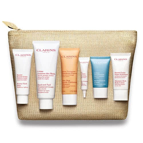Clarins Gorgeous Getaways Collection by Clarins