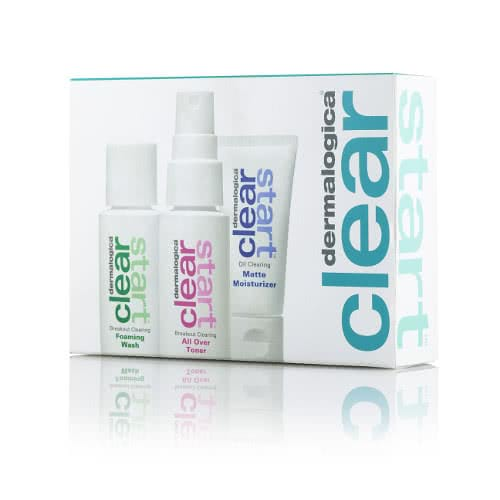 Dermalogica Clear Start 3-Step Skin Clearing Set by Dermalogica