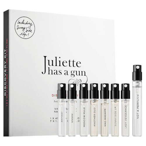 Juliette Has a Gun Discovery Box by undefined