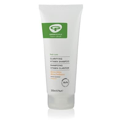 Green People Clarifying Vitamin Shampoo - Detox & Shine  by Green People