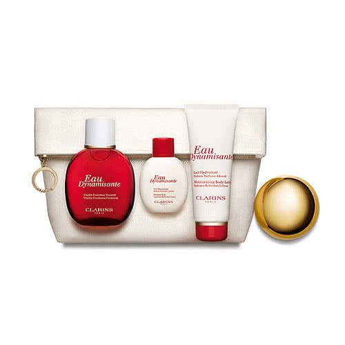 Clarins Wake-Up Treats Set - Eau Dynamisante Collection by Clarins