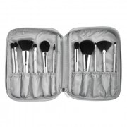 elf Silver Brush Collection - 11 Brushes