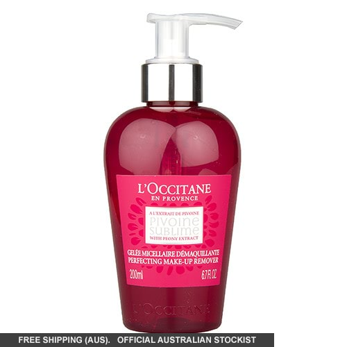 L'Occitane Sublime Pivoine Gel Make-Up Remover  by loccitane