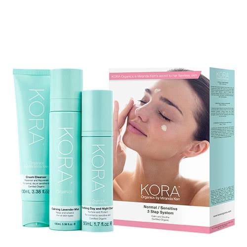 KORA Organics - 3 Step System Normal/Sensitive by KORA Organics