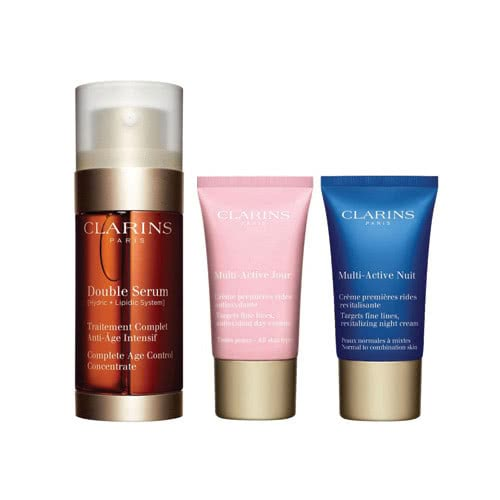 Clarins Double Serum Multi-Active Set by Clarins